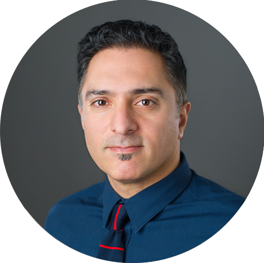 Dr. Parviz Yazdani