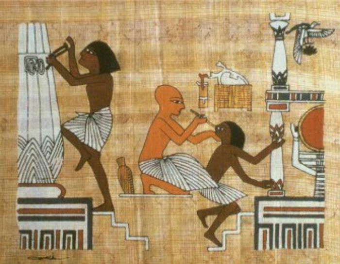 Was There Actually A Dedicated Dental Profession In Ancient Egypt? (Part I)
