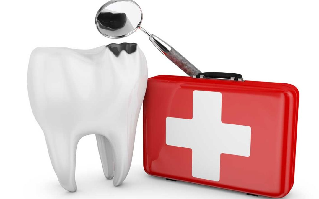 TIPS: How To Handle Some Common Dental Emergencies