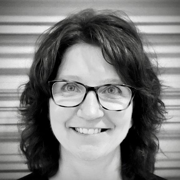 Dental Clinician (RDA) Charlene Shettler at Neesh Dental in Saskatoon Saskatchewan